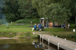 Organizing your group camping