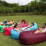 Polan Inflatable Lounger