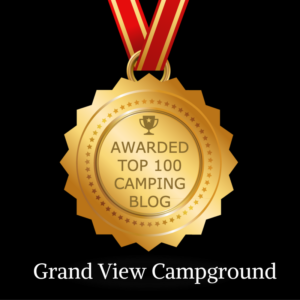 We Made the Top 100 Camping Blogs!
