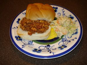 sloppy joes in crock pot
